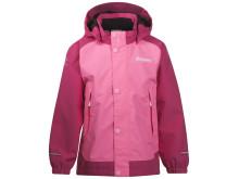 Knatten Kids Jacket: Lollipop/Hot Pink