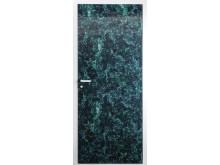 Innerdörr med marmoreffekt - VERDE