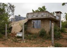 Ødeleggelser etter borgerkrigen på Sri Lanka