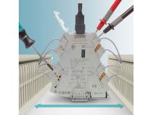 Meget kompakt skilleforstærker fås nu med UL HazLoc