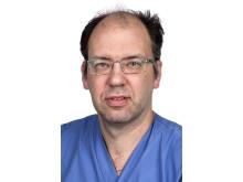 Dr Fredrik Wallentin, Hjärtkliniken Danderyds sjukhus