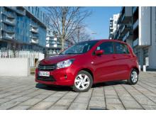 Suzuki Celerio AGS. Danmarks billigste bil med automatgear