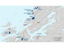 Faktaark-kart oversikt-vindparker-Fosen-Vind-NO
