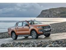 Februárban megérkezik Magyarországra az új Ford Ranger
