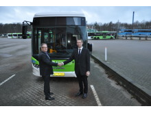 Scania hybridbus til Keolis