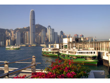 China (Lonely Planet Number nine) Discover Hong Kong