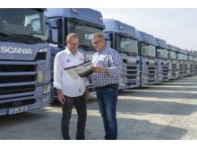 Scania Fuhrparkmanagement