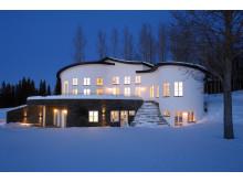 Sveriges vackraste villa 2009!