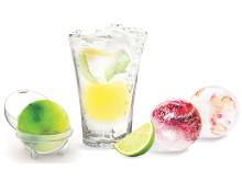 Iskugler - Gør drink kølig med et tvist
