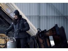 1107 AllroundWork, 37.5® vinterjakke for kvinner, navy, miljøbilde