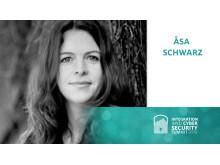 Åsa Schwarz - keynote på konferensen ICSS 2019 16-18 september