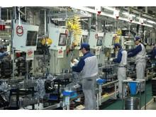 Subarus fabrik i Gunma firar 30 år