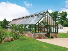 Victorianskt växthus  från Hartley Botanic