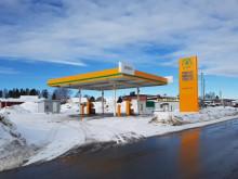 Ny automatstation i Skellefteå