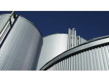 Biogasanläggnig