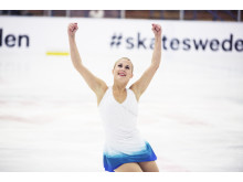 Isabelle Olsson 2015-2016 Korta programmet