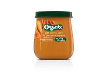 Organix_Carrot Corn Butternut Squash_Jar