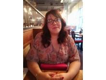 McDonagh in restaurant, EC4