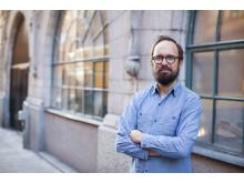 Klas Ekman. Foto: Niklas Björling