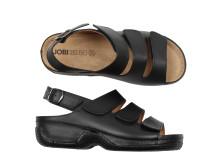 Komfortsandal ömtåliga fötter