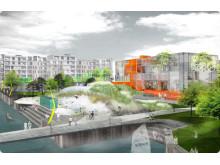 Pihl opfører stor daginstitution i Sydhavnen - billede 4
