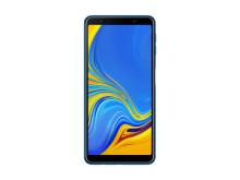 Samsung Galaxy A7_Front_Blue