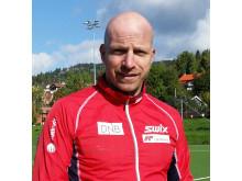 Gunnar Glavin Nybø - Markeds- og kommunikasjonssjef i Norges Skiskytterforbund