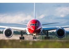 Boeing 787-8 Dreamliner. Foto: Jørgen Syversen