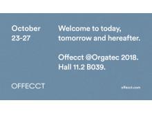 Offecct_Orgatec_2018