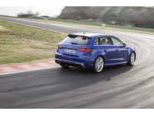 Audi RS 3 Sportback i Sepang Blue