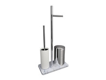 Pomd`or_x_Rosenthal_Equilibrium_WC-Kombination_weiss_Rippen_Chrom