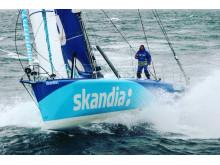 Hi-res image - Inmarsat - New Inmarsat Yachting Ambassador Nick Moloney