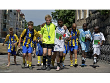 Friendship at the Gothia Cup