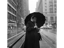TRE SUPERMAKTER. Manhattan 1958. Foto: Alf Folmer