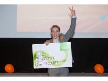 Swiftcourt-vinnare Människa och Samhälle Venture Cup Syd hösten 2013