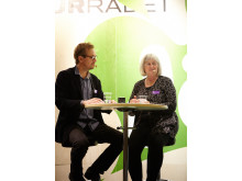 Barbro Lindgren at the Göteborg Book Fair