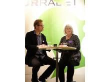 Barbro Lindgren på Bok & Bibliotek 2014