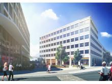 Ulriksdal - Johnson & Johnsons nya huvudkontor.