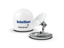 High res image - Intellian - GX 100NX