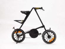 Minicykeln STRiDA - visas i utställningen Cykel/Bike
