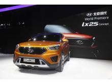 Hyundai ix25 konceptmodell bild 1