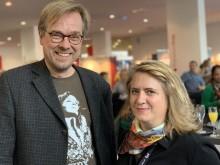 Mats Kempe och Kitty Crowther