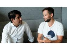 Sanjoo Malhotra, India Unlimited och Xavier Saladin, LINK arkitektur