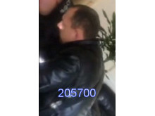 Image of man police wish to speak with - ref: 205700