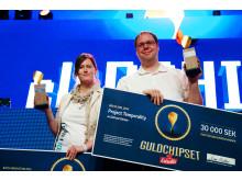 Defrost Games, vinnare av Bästa spel och Bästa innovation Estrella Guldchipset 2014