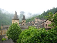 Ramblers Walking Holidays: Route St Jacques