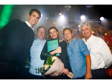 Franchisee of the year 2018 Event – O'Learys Halmstad