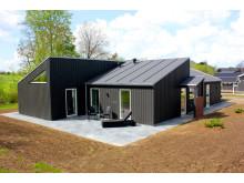 Danmarks mest energioptimerede fritidshus