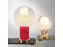 Fusa bordslampa  70 cm respektive 45 cm