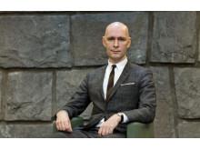 Stadsarkivarie Lennart Ploom är chef för Stadsarkivet
